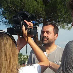 camperisti intervista tv prato
