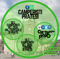 camperisti pratesi #camperpratesi campercral