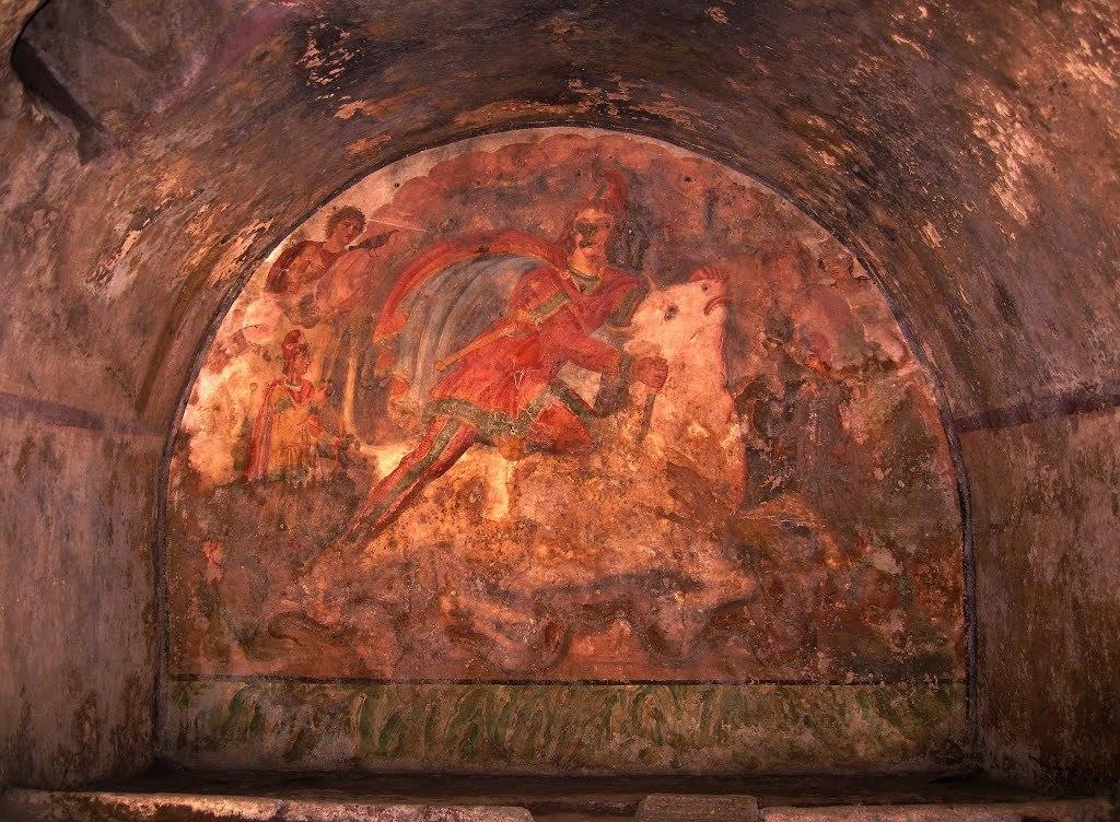 Mitreo di S.Maria Capua Vetere