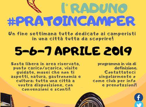 Raduno a Prato Aprile 2019