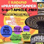 5-6-7 Aprile: raduno a Prato in Camper!